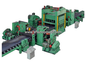 SP20 roll to steel sheet cutting machine price