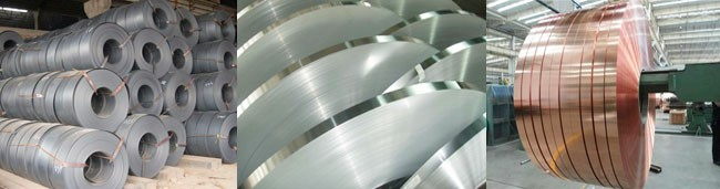 steel coil slitting final product